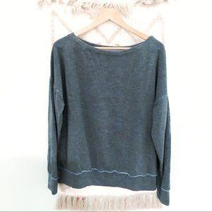 Anthropologie • Sundry Oversized Sweatshirt